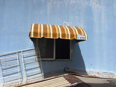 Mái vòm che cửa sổ